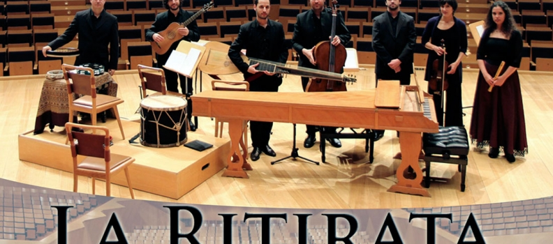 "Spanish ensemble ""La Ritirata"" are coming back to Israel"