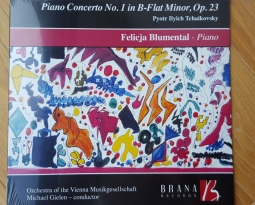 New CD for 2016: Felicja Blumental plays Tchaikovsky