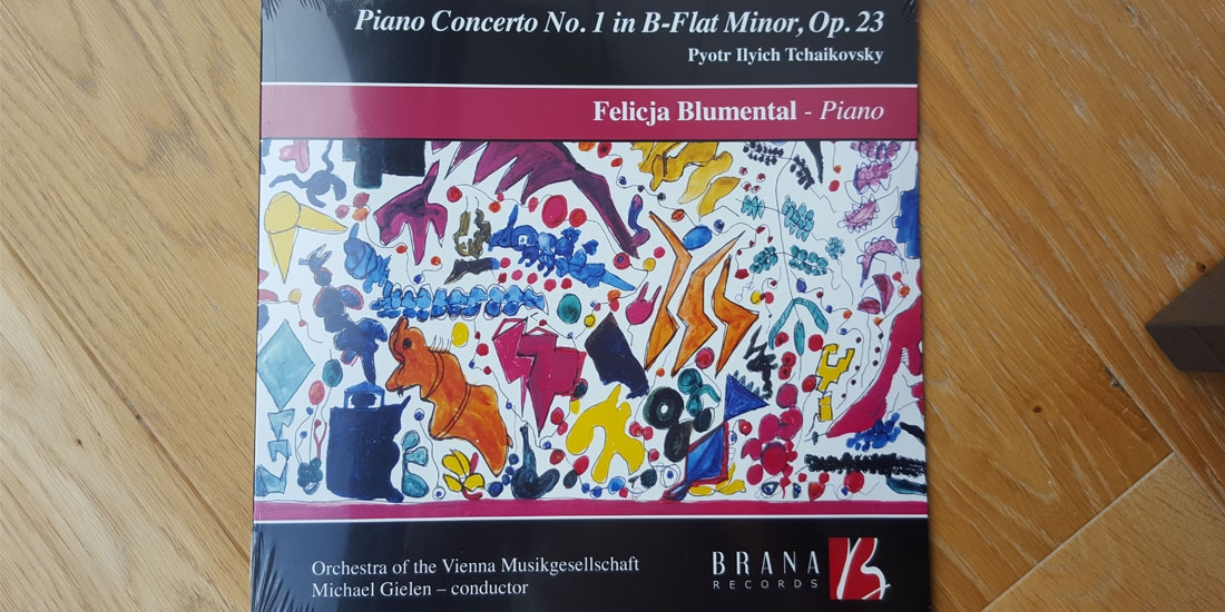 Win Felicja Blumental performing Tchaikovsky's Piano Concerto No.1 CD