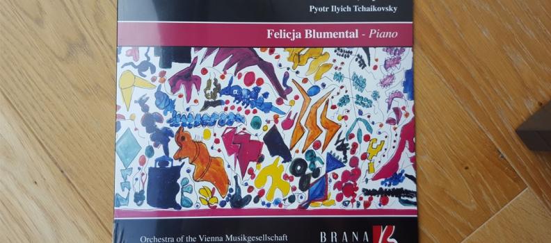 New CD for 2016: Felicja Blumental plays Tchaikovsky