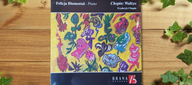 Chopin Complete Waltzes just released on vinyl